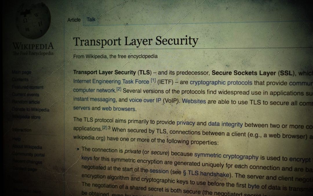 Kłódka bezpieczeństwa – SSL na stronie internetowej