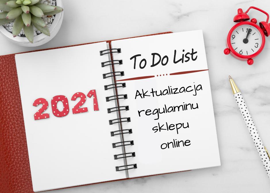 Zmiany w sklepach internetowych w 2021 r.