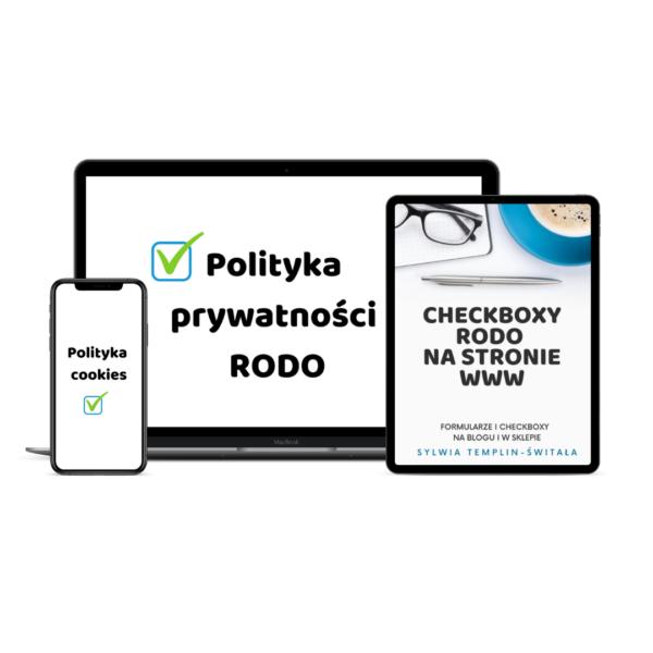 polityka prywatności wzór